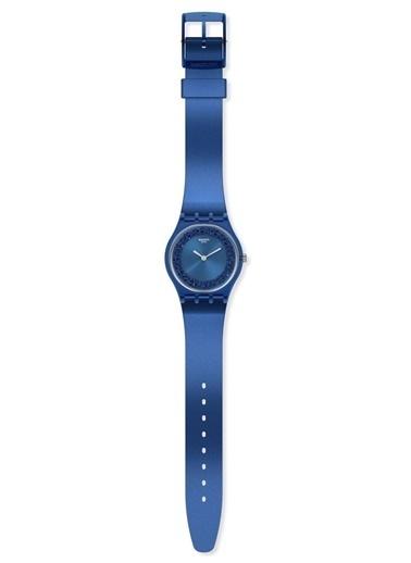 Swatch Gn269 SIDERAL BLUE Bayan Saati Mavi